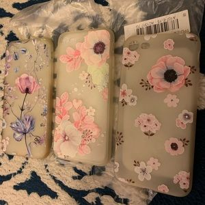 🌺🌸🌷New iPhone 7 cases✅ bundle of 3